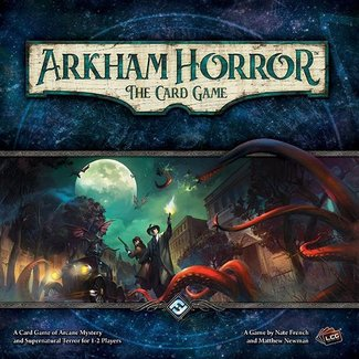 Fantasy Flight Games Arkham Horror - The Card Game (LCG) [English]