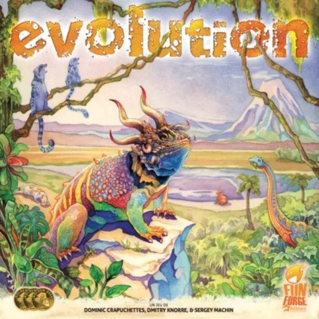 Funforge Evolution [français]
