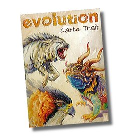 Funforge Evolution : extension de cartes [français]