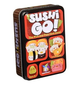 Gamewright Sushi Go ! [anglais]