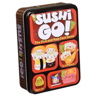 Gamewright Sushi Go ! [English]