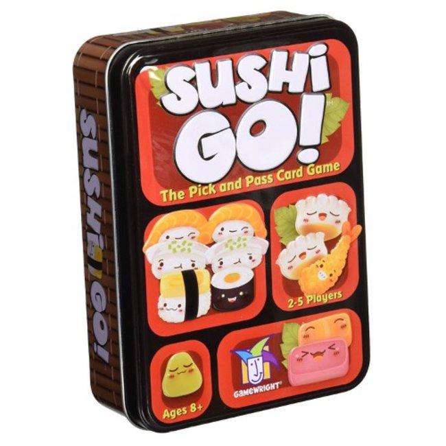 Gamewright Sushi Go ! [anglais]