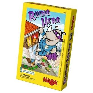 Haba Super Rhino (Rhino Hero) [French]