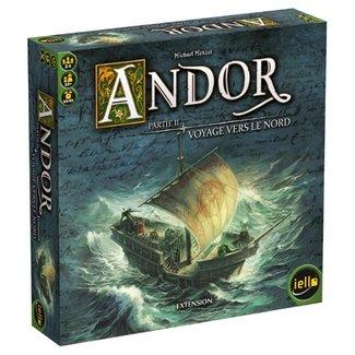 Iello Andor : Partie II - Voyage vers le nord [français]