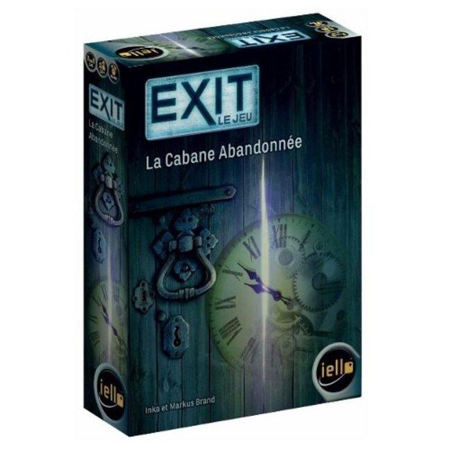 Iello Exit (1) - La cabane abandonnée [French]