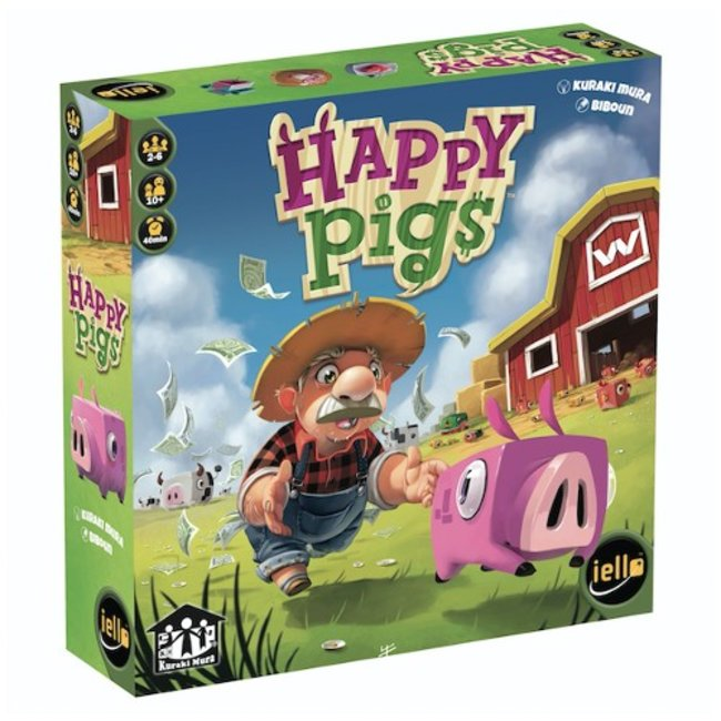 Iello Happy Pigs [French]