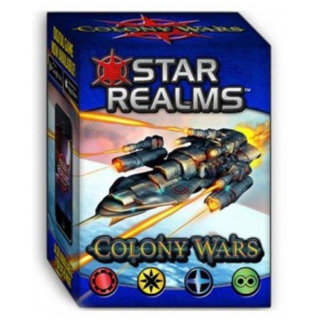 Iello Star Realms - Colony Wars [français]