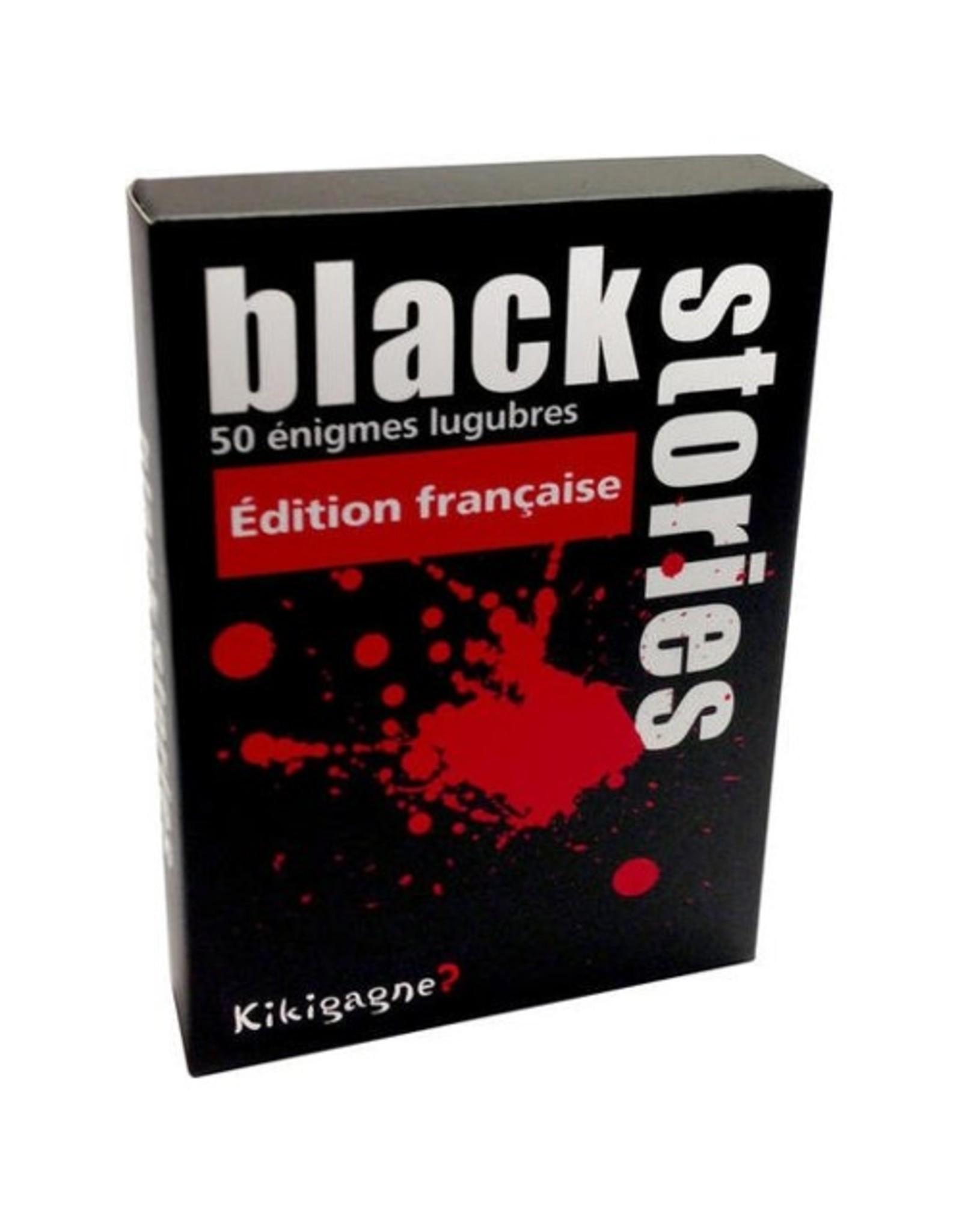Kikigagne? Black Stories [français]