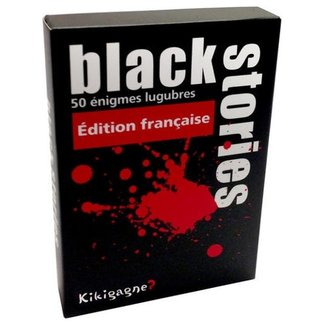 Kikigagne? Black Stories [French]