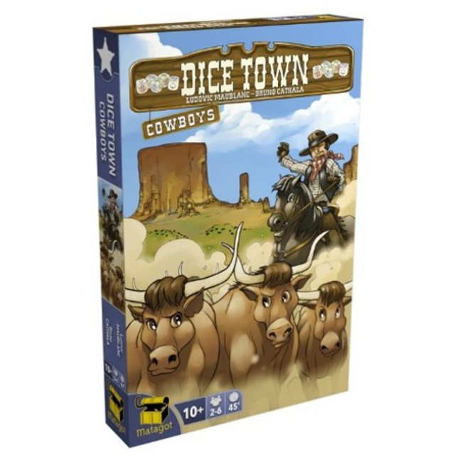 Matagot Dice Town : Cowboys [French]