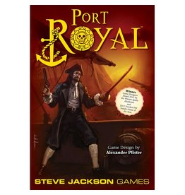 Steve Jackson Games Port Royal [anglais]