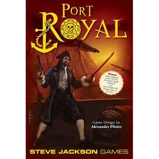 Steve Jackson Games Port Royal [anglais]