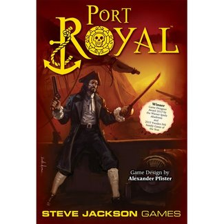 Steve Jackson Games Port Royal [English]
