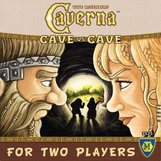 Mayfair Games Caverna - Cave vs Cave [English]