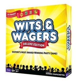 North Star Games Wits and Wagers - Deluxe Edition [anglais]