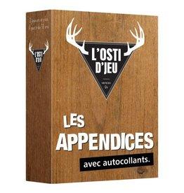 Randolph Osti d'jeu (l') : Les Appendices [français]