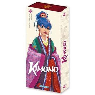 Superlude Kimono [French]