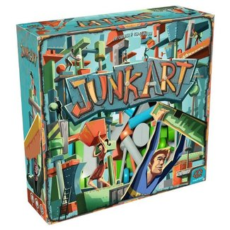 Pretzel Games Junk Art (édition en plastique) [multilingue]