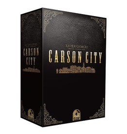 Quined Games Carson City - Big Box [multilingue]