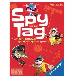 Ravensburger Spy Tag [anglais]