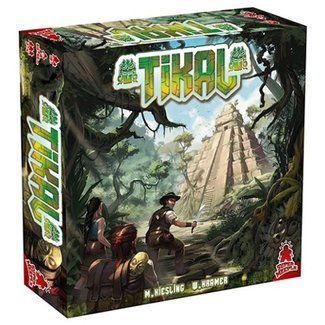 Super Meeple Tikal [French]