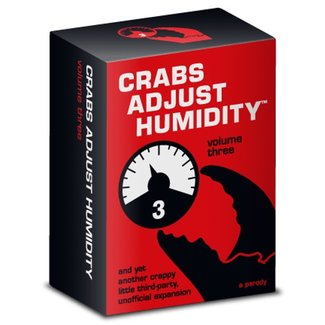 Vampire Squid Cards Crabs Adjust Humidity - Volume Three [English]