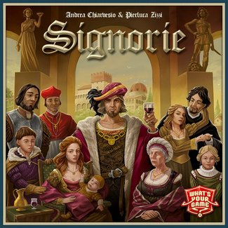 What's Your Game? Signorie [multilingue]