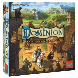 Ystari Games Dominion [French]