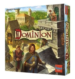 Ystari Games Dominion - L'intrigue [français]