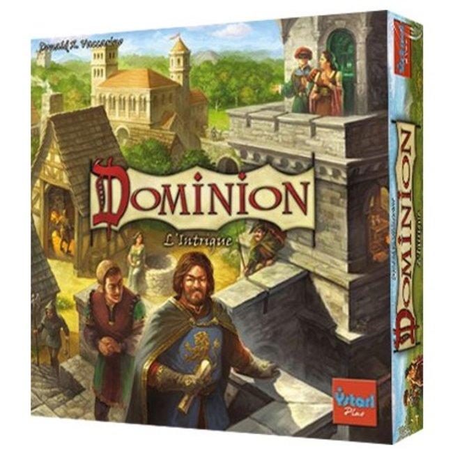 Ystari Games Dominion - L'intrigue [French]