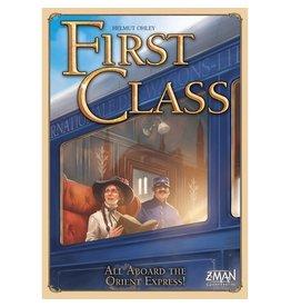 Z-Man First Class [anglais]