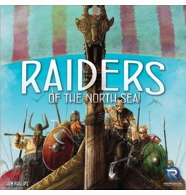 Renegade Game Studios Raiders of the North Sea [anglais]