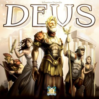 Pearl Games Deus [French]