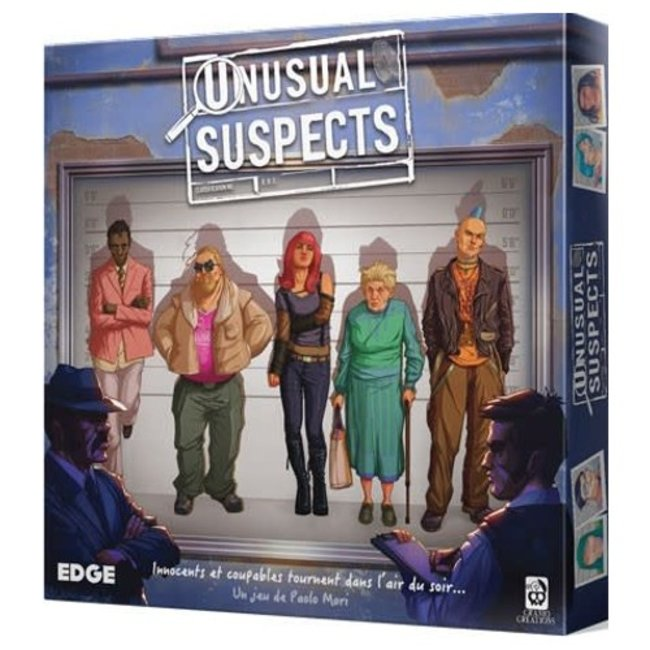 EDGE Unusual Suspects [French]
