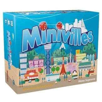 Moonster Games Minivilles [French]