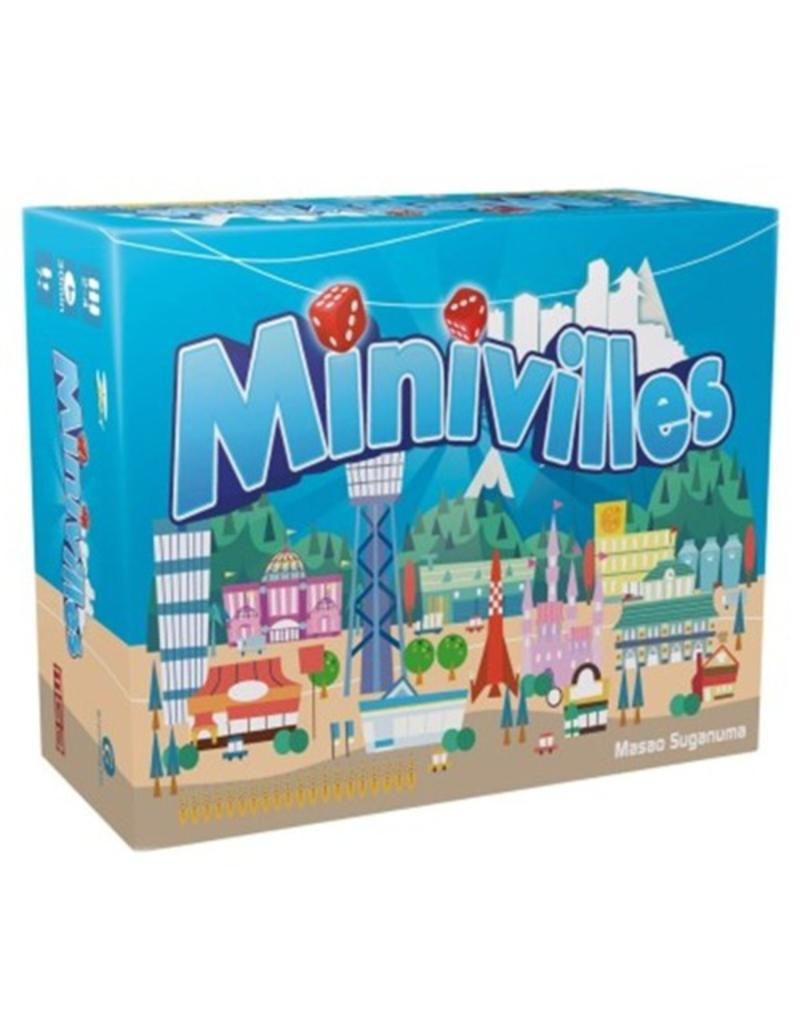Moonster Games Minivilles [français]