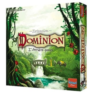 Ystari Games Dominion : L'arrière-pays [French]