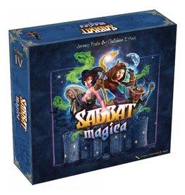 Helvetia Games Sabbat Magica [multilingue]