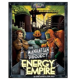Minion Games Manhattan Project (the) - Energy Empire [anglais]