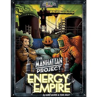 Minion Games Manhattan Project (the) - Energy Empire [English]