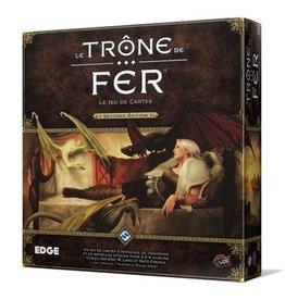 EDGE Trône de fer (le) - le jeu de cartes - seconde édition [français]