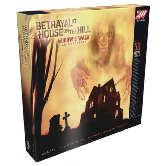 Avalon Hill Betrayal at House on the Hill : Widow's Walk [anglais]