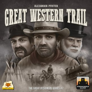Eggertspiele Great Western Trail [English]