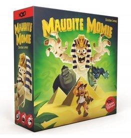 Scorpion Masqué Maudite Momie [français]
