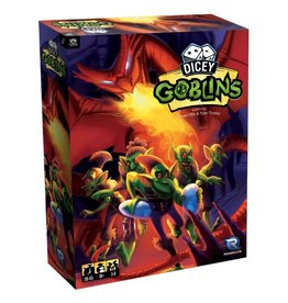 Renegade Game Studios Dicey Goblins [anglais]