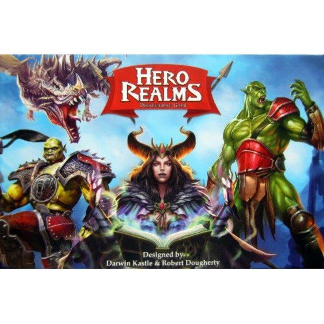 White Wizard Games Hero Realms [anglais]