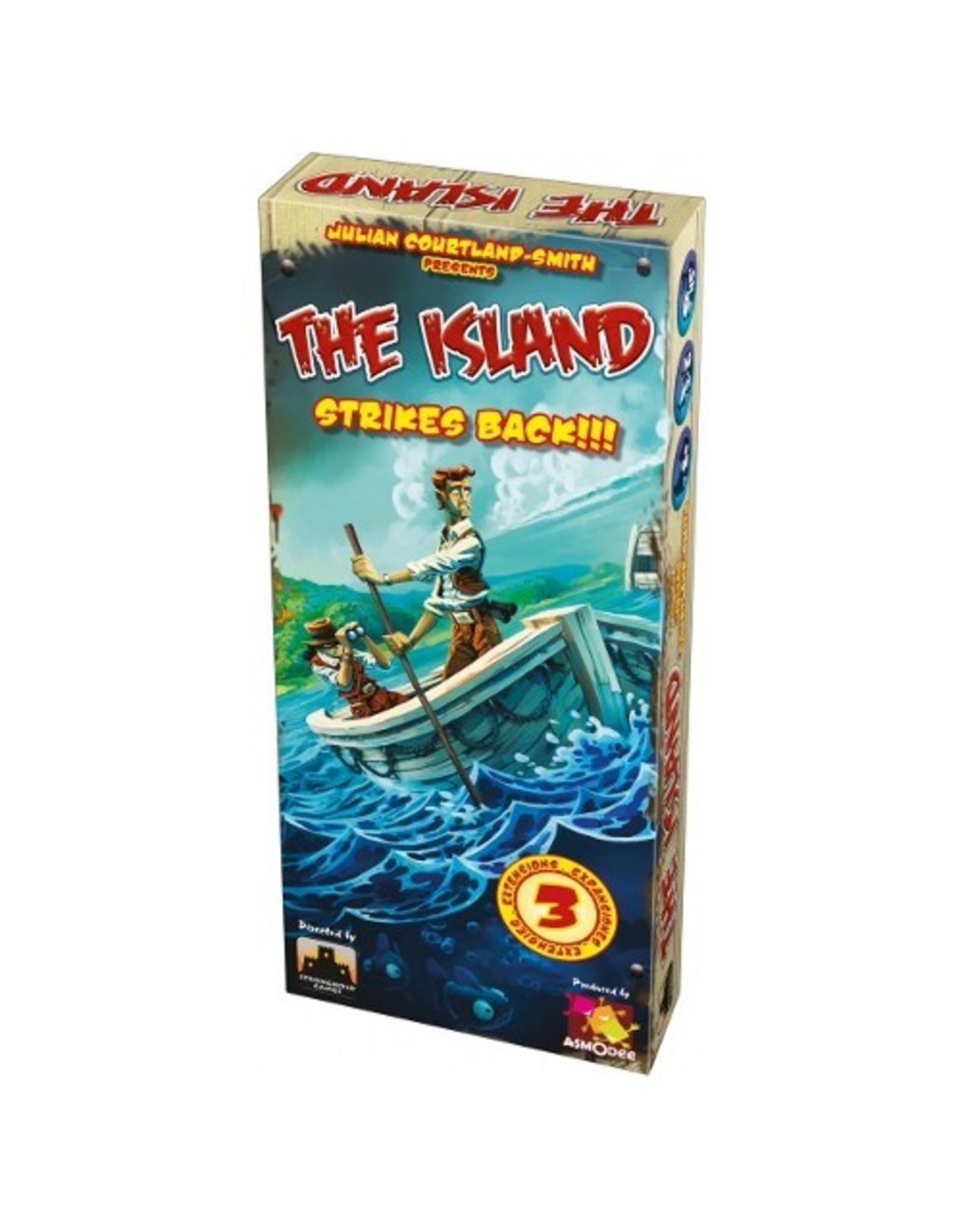 Asmodee Island (the) : Strikes Back [français]