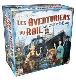 Days of Wonder Aventuriers du rail (les) - Autour du Monde [français]