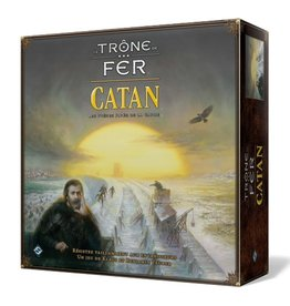 Fantasy Flight Games Catan - Le Trône de Fer [français]