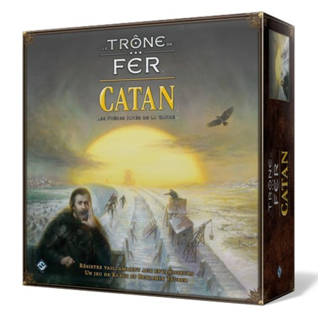 Fantasy Flight Games Catan - Le Trône de Fer [French]